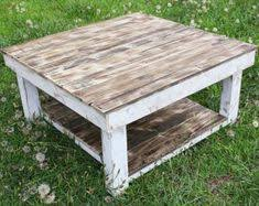 rustic square coffee table square coffee table w planked top free diy plans coffee table