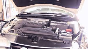 nissan altima coupe hp k u0026n intake for altima coupe 2 5s youtube