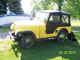 cj jeep yellow 1966 jeep cj5 overview cargurus