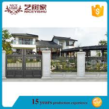 small iron gate design aluminum color spray paint front door