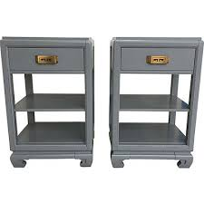 Gray Nightstands Nightstands Stylish Daily