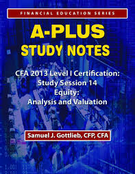 book cfa level exam 10 pieces of cfa advice business insider