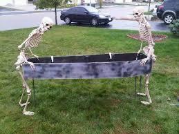 Halloween Outdoor Decorations 162 Best Halloween Skellies Images On Pinterest Halloween