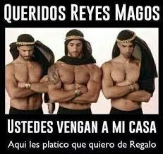 imagenes de reyes magos buenotes reyes magos memes pinterest magos rey y funny en español
