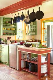 country kitchen with island kitchen island cottage kitchen island size of floor small