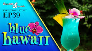 blue hawaiian cocktail how to make a blue hawaii cocktail harry yee u0027s original recipe