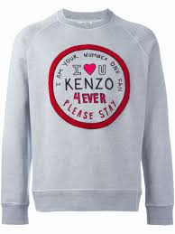kenzo men clothing sweatshirts fashion kenzo men clothing