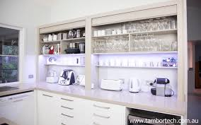Kitchen Benchtop Designs Tambortech Door Benchtop Pantry Cupboard Kitchen Kuchyň