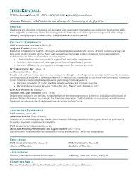 Culinary Resume Skills Examples Sample by Art Resume Template 25 Best Ideas About Functional Resume