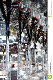 Unusual Wine Glasses by Unique Wine Glasses Set Royalty Free Stock Photo Image 10799985