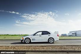 mitsubishi evo 2016 stance lancer evolution archives speedhunters