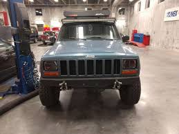 jeep cherokee lights xj 5 x 7 headlight code 4 led supply