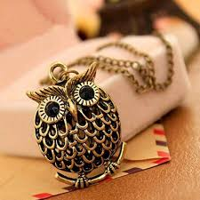 gold owl pendant necklace images Stunning gold owl pendant necklace owl alley jpg