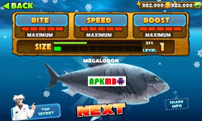 download game hungry shark evolution mod apk versi terbaru hungry shark evolution v5 8 0 mod money apk is here latest apkmb