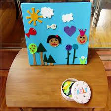 how to make a toddler preschooler felt board no sewing u2014 the