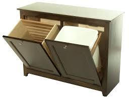 mobile kitchen island w trash canbag storage cabinet kitchen