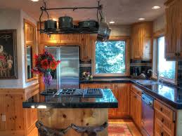 Knotty Pine Kitchen Cabinet Doors Imposing Knotty Pine Kitchen Island For Traditional Kitchen Design