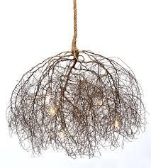 Tumbleweed Large Native Tumbleweed Chandelier Home Do Not Use Lighting