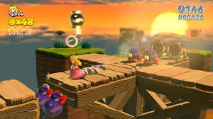 Super Mario World Level Maps by Super Mario 3d World Brings Back The Insanity Factor Usgamer