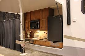 rv kitchen cabinets thinking buying a rv or travel trailer or