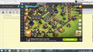 bluestacks zoom tutorial how to zoom in and out on clash of clans in bluestacks in