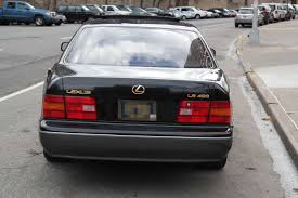 lexus ls400 1995 lexus ls 400 black on black fully loaded brooklyn new york
