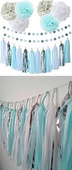 easy baby shower decorations best 25 diy baby shower decorations ideas on paper