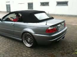 bmw m3 decapotable bmw e46 m3 cabrio