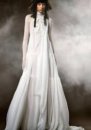 wedding dress vera wang vera wang