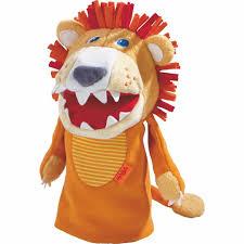 lion puppet glove puppet lion haba usa