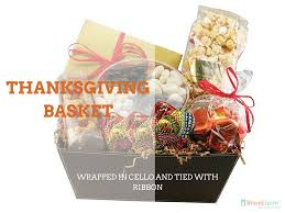thanksgiving food gift baskets holiday giveways