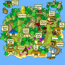 mystery island kitchen land mystery island book of ages