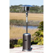 Stainless Steel Patio Heaters by And Stainless Steel Standard Series Patio Heater