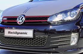 volkswagen golf gti 2013 volkswagen u0027s 2013 golf gti black dynamic concept vehicle u2013 a