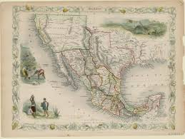 map of mexico and california mexico california and 1851 save history medium