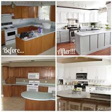 Painting Veneer Kitchen Cabinets Kitchen Furniture Ash Kitchen Cabinets Stained Rustic Wood Cabinet