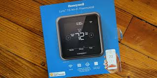 Review Honeywell Lyric T5 Wi Fi Thermostat