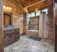 Rustic Bathroom Shower Ideas - save to ideabook 846 ask a question 1 print cabin ideas bathroom