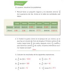 libro texto matematicas sexto grado ciclo 2015 2016 ayuda para tu tarea de sexto desafíos matemáticos bloque lv plan de