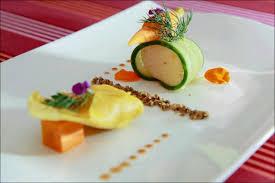 dressage en cuisine coloré graphique aéré tout y est visions gourmandes