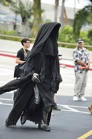 Wraith Halloween Costume Mithbuster U0027s Adam Savage Ringwraith Comics U0026 Cosplay