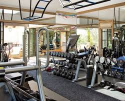 celebrity home gyms super swanky celebrity home gyms supplement centre