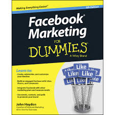 facebook marketing for dummies 5th edition officeworks