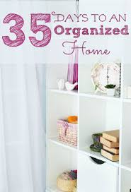 keep your home organized in less than 30 minutes a day day 14