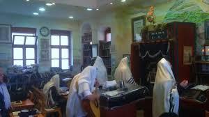 hallel prayer at yeshava shalom rav in tzfat israel youtube