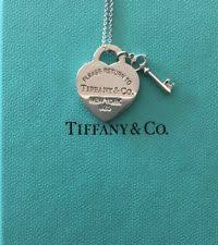 key necklace tiffany images Tiffany key necklace ebay jpg