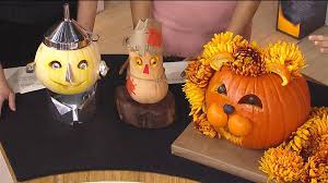 No Carve Pumpkin Decorating Ideas Painted Pumpkin Ideas 13 No Carve Pumpkin Decorations To Try