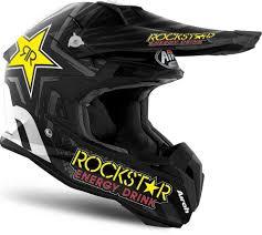 rockstar motocross helmet airoh terminator open vision rockstar motocross helmet buy cheap