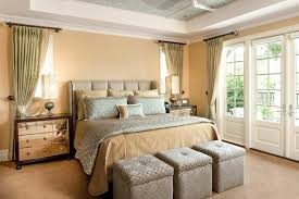 Bedroom Neutral Color Ideas - bedrooms nice looking dark brown veneer curving queen bed with
