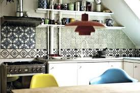 cuisine carreaux ciment carrelage carreaux de ciment cuisine idee deco credence cuisine